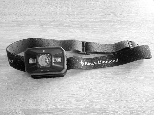 Black Diamond, Storm, Kopflampe, Stirnlampe
