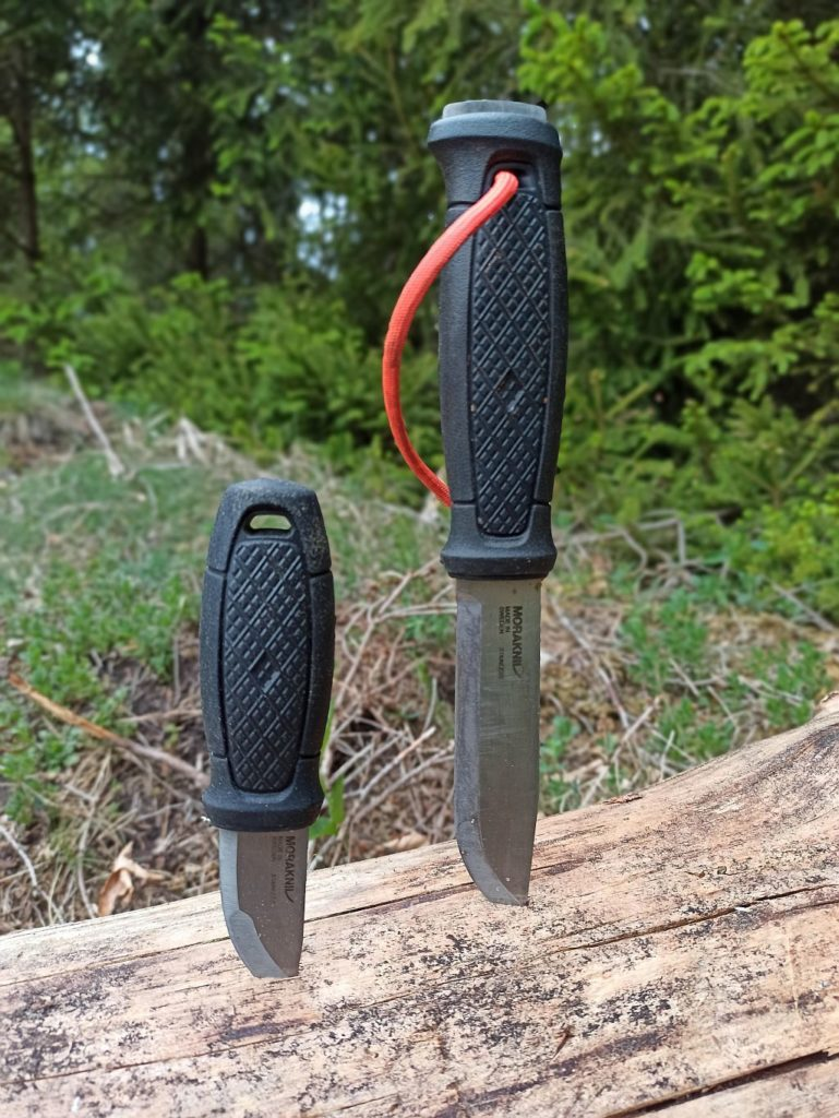 Mora Familie Garberg Eldris Knife Review