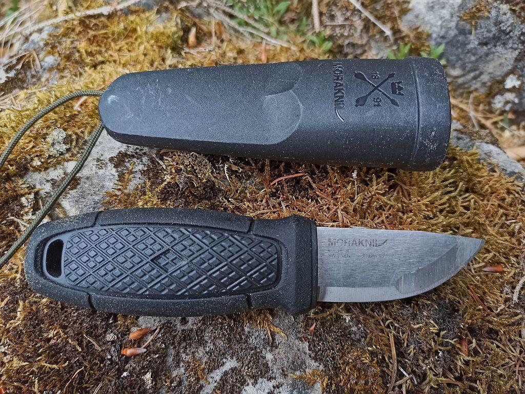 Mora Eldris Knive Test Review