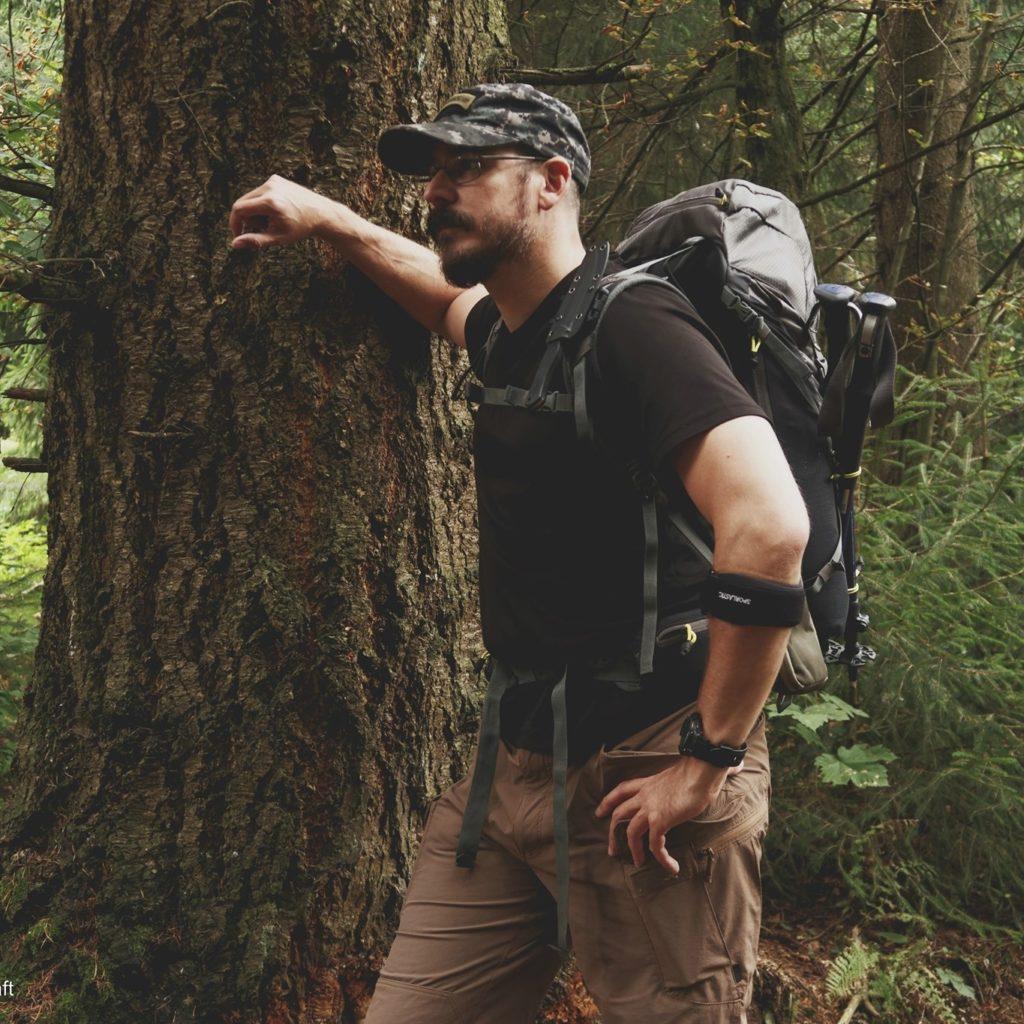 Bernd von Wandern Outdoor und Bushcraft