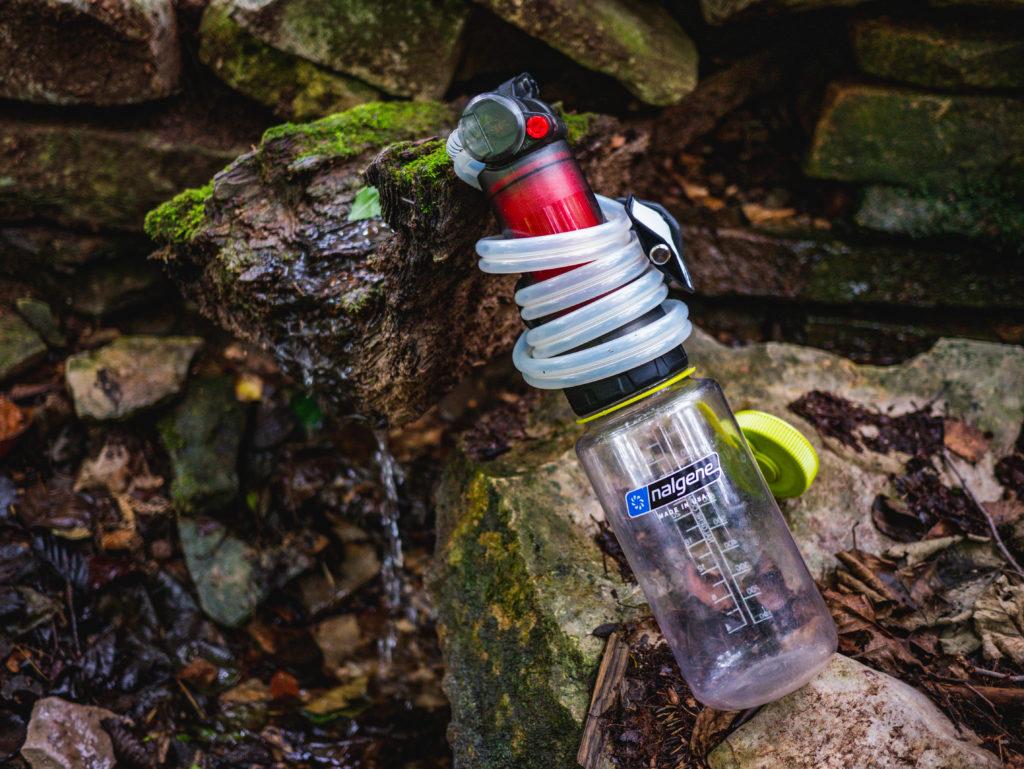 Review MSR Guardian Wasserfilter / Entkeimer